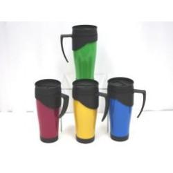 Plastic Travel Mug ~ 400ml