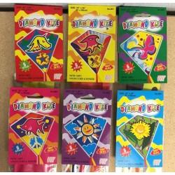 "Diamond Shaped Kites ~ 26"" x 28"""