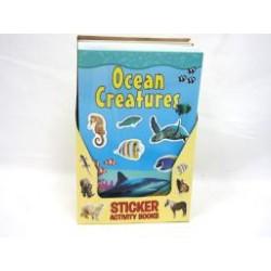Sticker Activity Books ~ 4 assorted