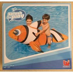 Clown Fish Ride-On w/Handles