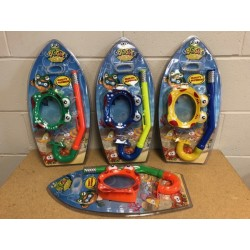 Kid's Swim Mask & Snorkel Set