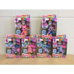 """Pony 4"""" w/Accessories"""