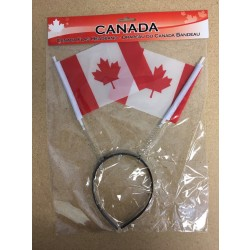 Canada Flag Headband