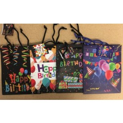 Medium Gift Bags ~ Happy Birthday