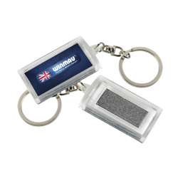 Winmau Key Ring Flat Sharpener