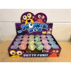 Monster Eye Putty ~ 24 per display