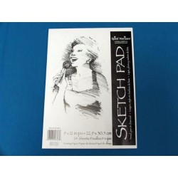 "Sketch Pad - 9"" x 12"" ~ 24 pages"