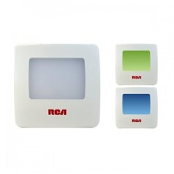 RCA 2-Color LED Night Light