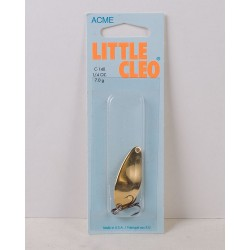 Little Cleo - 1/4oz ~ Gold