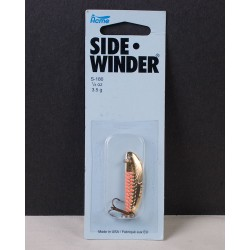 Sidewinder - 1/8oz ~ Gold Fluorescent Stripe