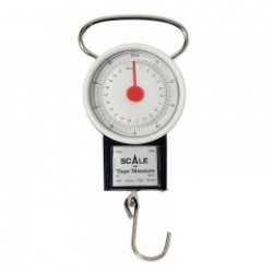 Compac Big Face Scale & Tape Measure