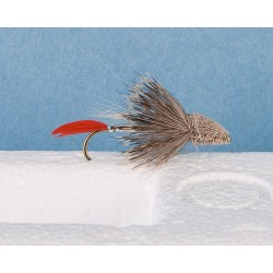 Red-Tail Muddler Streamer