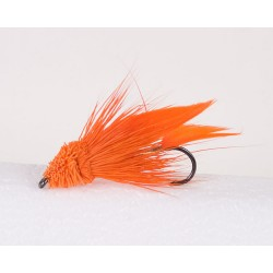Orange Muddler Streamer