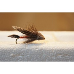 Orange Body Muddler Streamer