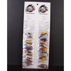 Assorted Streamer Flies
