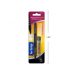 Selectum Rubberized Mechanical Pencil - 0.5mm + Leads