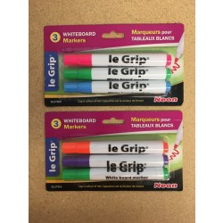 Whiteboard {Dry Erase} Neon Marker ~ 3 per pack