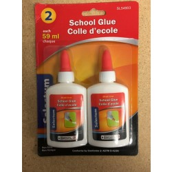 Selectum White School Glue ~ 59ml / 2oz