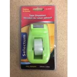 Selectum Tape Dispenser with Tape