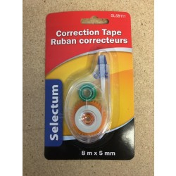 Correction Tape ~ 5mm x 8m