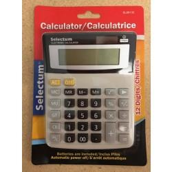 Selectum Desk Calculator ~ 12 digits