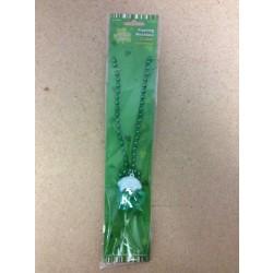 St. Patrick's Day Flashing Beer Mug Necklace