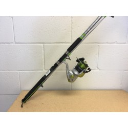Zebco Stinger Medium/Heavy 8'0 Spinning Combo ~ 2 pieces