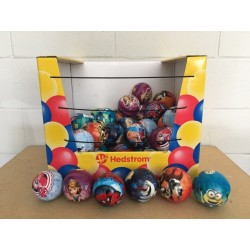 "Licensed Playball 4"" ~ 6 assorted"