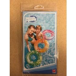 """Sea Adventures Swim Ring ~ 20"""" D"""