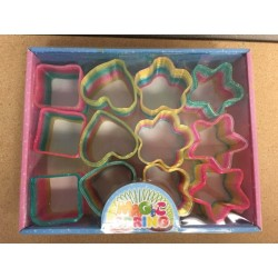 Rainbow Plastic Magic Spring ~ Assorted Shapes