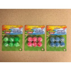 Hi Bounce Balls - 27mm ~ 6 per pack