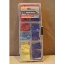 Quick Splice Assortment ~ 70/pc