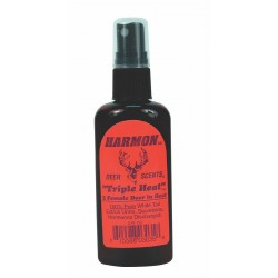 Harmon Triple Heat Female Deer in Heat ~ 2 ounce bottle