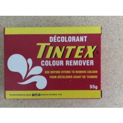 Tintex Fabric Dye 55gr ~ 60 - Color Remover