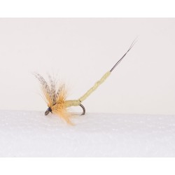 Yellow Sally - Extended Body Trout Dry Fly