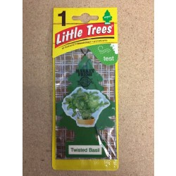 Little Tree Air Fresheners ~ Twisted Basil