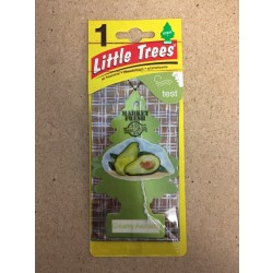 Little Tree Air Fresheners ~ Creamy Avocado