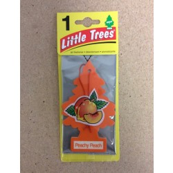 Little Tree Air Fresheners ~ Peachy Peach