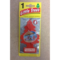 Little Tree Air Fresheners ~ Tropical Shores