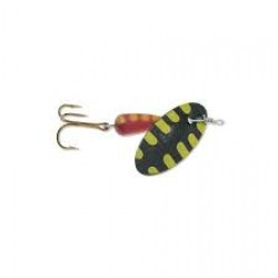 Panther Martin Lure - Size 2 ~ Salamander Black