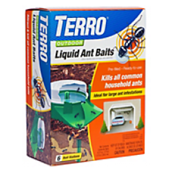 Terro Outdoor Liquid Ant Baits ~ 6 per pack