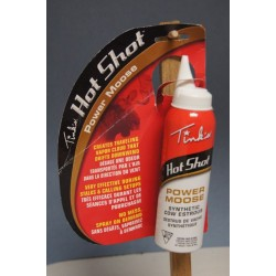 TINK'S Hot Shot Power Moose Synthetic Cow-In-Estrous Urine Mist ~ 3oz Bottle