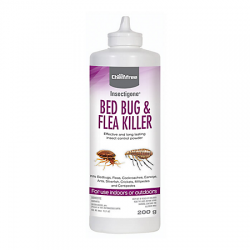 Chemfree Bedbug & Flea Killer Powder ~200gr