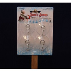 Suction Hooks 42mm ~ 4/pc