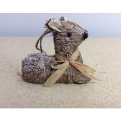 """4"""" Baby Reindeer Tree Ornament"""