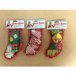 Christmas Small Cat Toy Stocking