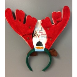 Reindeer Antlers w/Lights & Music