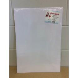 """White Jumbo Gift Box - 20"""" x 14"""" x 4"""" ~ 1/pk"""