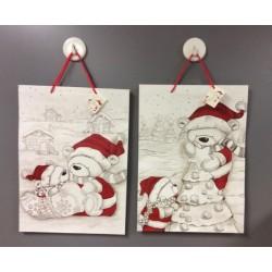 Jumbo Christmas Gift Bags ~ Polar Bears