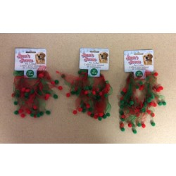 Christmas Pet Collar ~ 3 sizes